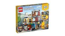31097 - LEGO® Creator - Stadthaus mit Zoohandlung & Café