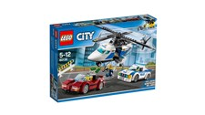 60138 LEGO® City Rasante Verfolgungsjagd