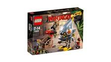 70629 LEGO® NINJAGO Piranha-Angriff