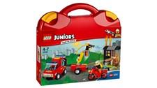 10740 LEGO® Juniors Löschtrupp-Koffer