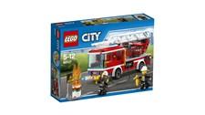 60107 LEGO® City Feuerwehrfahrzeug mit fahrbarer Leiter
