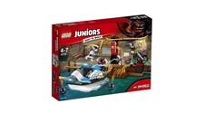 10755 LEGO® Juniors Zanes Verfolgungsjagd mit dem Ninjaboot*