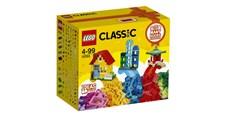 10703 LEGO® Classic LEGO® Kreativ-Bauset Gebäude