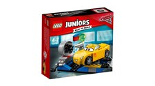10731 LEGO® Juniors Cruz Ramirez Rennsimulator