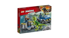 10757 LEGO® Juniors Raptoren Rettungstransporter