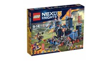 70317 LEGO® Nexo Knights Fortrex – Die rollende Festung