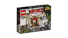 70607 LEGO® NINJAGO Verfolgungsjagd in NINJAGO® City