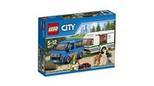 60117 LEGO® City Van & Wohnwagen