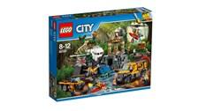 60161 LEGO® City Lego City Dschungel-Forschungsstation*