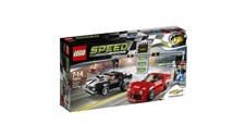 75874 LEGO® Speed Champions Chevrolet Camaro Drag Race