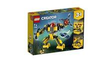 31090 LEGO® Creator Unterwasser-Roboter