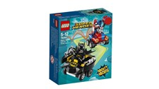 76092 LEGO® DC Universe Super Heroes™ Mighty Micros: Batman™ vs. Harley Quinn™