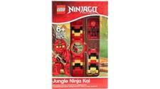 89207673 LEGO® Uhr LEGO Ninjago Jungle Kai Armbanduhr