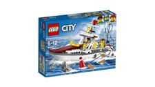 60147 LEGO® City Angelyacht