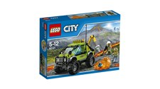 60121 LEGO® City Vulkan-Forschungstruck