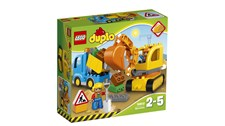 10812 LEGO® DUPLO® Bagger & Lastwagen