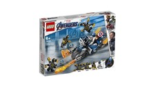76123 - LEGO® Marvel Super Heroes™ - Captain America: Outrider-Attacke