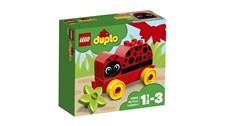 10859 LEGO® DUPLO® Mein erster Marienkäfer - erste Bauerfolge
