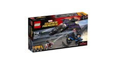 76047 LEGO® Marvel Super Heroes™ Jagd auf Black Panther