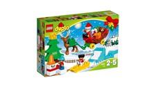 10837 LEGO® DUPLO® Winterspaß mit dem Weihnachtsmann*