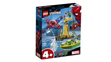 76134 LEGO® Marvel Super Heroes™ Spider-Man: Diamantenraub mit Doc Ock