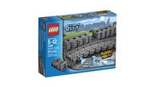 7499 LEGO® City Flexible Schienen