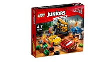 10744 LEGO® Juniors Crazy 8 Rennen in Thunder Hollow*