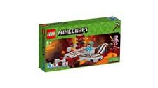 21130 LEGO® Minecraft™ Die Nether-Eisenbahn