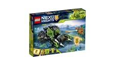72002 LEGO® Nexo Knights Doppelinfektor*