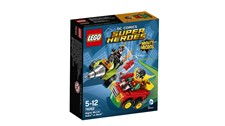 76062 LEGO® DC Universe Super Heroes™ Mighty Micros: Robin™ vs. Bane™