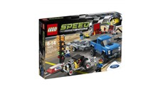 75875 LEGO® Speed Champions Ford F-150 Raptor & Ford Model A Hot Rod