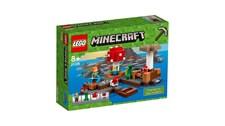 21129 LEGO® Minecraft™ Die Pilzinsel