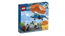 60208 LEGO® City Polizei Flucht mit Fallschirm