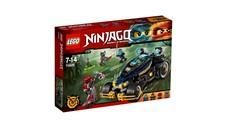 70625 LEGO® NINJAGO Samurai Turbomobil