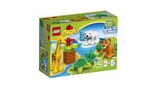 10801 LEGO® DUPLO® Jungtiere