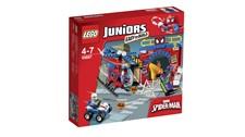 10687 LEGO® Juniors Spider-Man™ Versteck