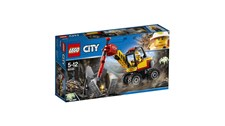 60185 LEGO® City Power-Spalter für den Bergbau