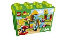 10864 LEGO® DUPLO® Steinebox mit großem Spielplatz