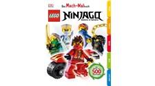 66886654 LEGO® Buch Das Mach-Malbuch - LEGO Ninjago