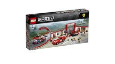 75889 LEGO® Speed Champions Ferrari Ultimative Garage
