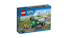 60101 LEGO® City Flughafen-Frachtflugzeug