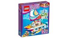 41317 LEGO® Friends Sonnenschein-Katamaran