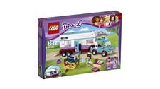 41125 LEGO® Friends Pferdeanhänger und Tierärztin