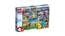 10770 - LEGO® 4+ - Buzz & Woodys Jahrmarktspaß!
