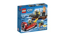 60106 LEGO® City Feuerwehr-Starter-Set