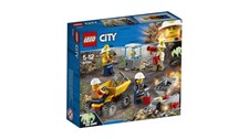 60184 LEGO® City Bergbauteam