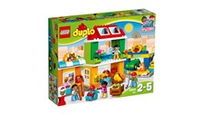 10836 LEGO® DUPLO® Stadtviertel