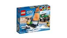 60149 LEGO® City Geländewagen mit Katamaran