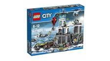 60130 LEGO® City Polizeiquartier auf der Gefängnisinsel