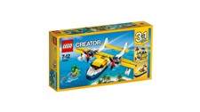 31064 LEGO® Creator Wasserflugzeug-Abenteuer